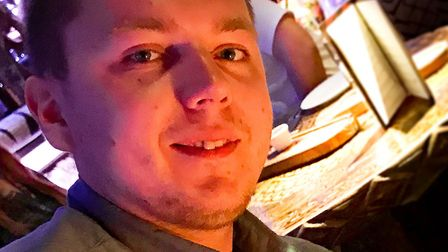 Maciej Antkowiak, who was killed following an accident in Long Melford. Picture: SUPPLIED BY SUFFOLK