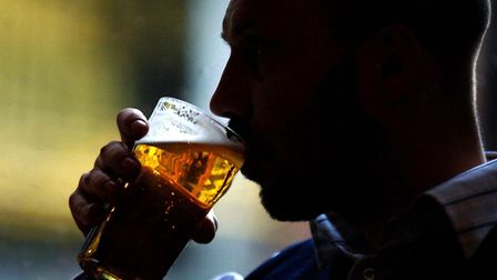 Pubs face a heavy burden of taxes, according to CAMRA Picture: CLARA MOLDEN/PA WIRE