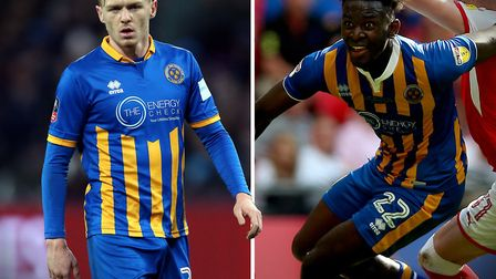 Jon Nolan and Toto Nsiala's moves to Ipswich are moving ever closer. Picture: PA