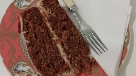 Carrot cake Picture: Archant