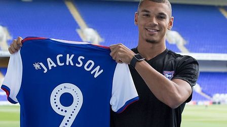 Kayden Jackson is another who could make his Town debut after joining the Blues from Accrington Stan