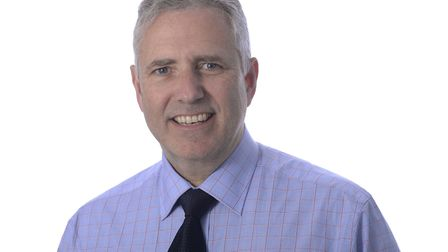 Mark Shenton, chairman of the Ipswich and East Suffolk CCG Picture: PAGEPIX LTD