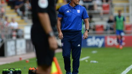 Paul Hurst's Ipswich Town revolution will take time, says Terry Hunt. Picture: PAGEPIX LTD