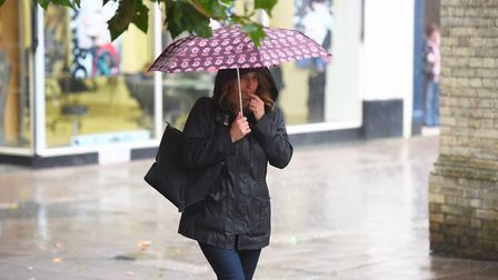 The rain is returning to Suffolk and Essex - this time with the potential for even more extreme weat