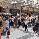 Rail commuters are set to face a fare increase of 3.5% Picture: NEAL KAMPER
