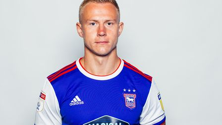 Danny Rowe could be involved from the bench at Exeter. Picture: ITFC