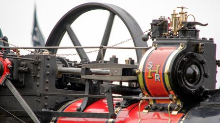 Steam power will be demonstrated at the Grand Henham Steam Rally Picture: GRAND HENHAM STEAM RALLY
