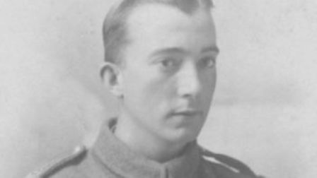 Private Albert Bursford, who was killed during the First World War Picture: SUPPLIED BY FAMILY