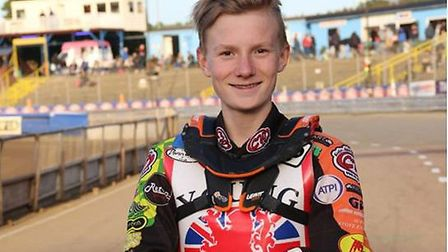 Drew Kemp will make his Ipswich Witches debut on Thursday. Picture: CAROL DOWNIE
