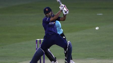 Ravi Bopara in action for Essex. Photo: PA