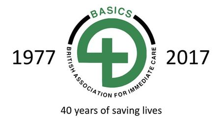 The pre-hospital care charity celebrated its 40th birthday yesterday Picture BASICS
