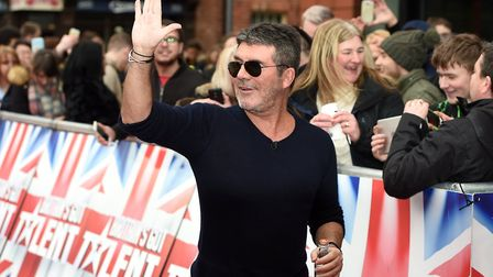 Simon Cowell did not score huge academic success but made his way to the top of showbiz by working h