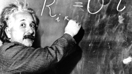 When he was at school, teachers did not rate the academic abilities of Nobel-prize-winning physicist