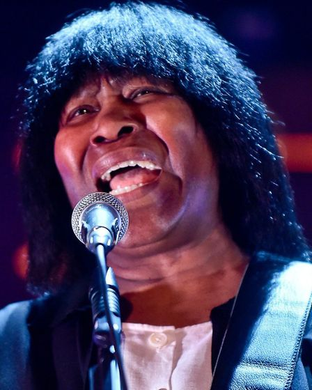 For use in UK, Ireland or Benelux countries only BBC handout photo of musician Joan Armatrading wh
