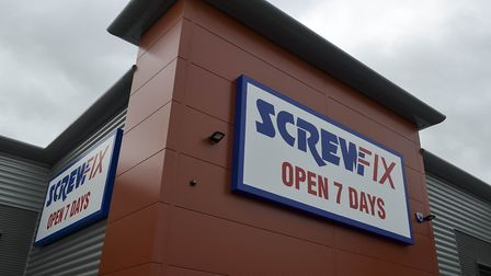 Screwfix is opening a third store in Ipswich Picture: SCREWFIX