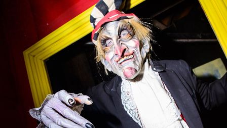 Do you dare to be scared? Picture: KENTWELL HALL