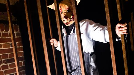 Scareville returns to Kentwell Hall Picture: KENTWELL HALL