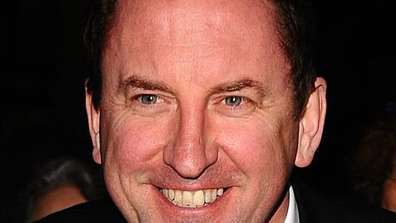 Lee Mack Picture: Ian West/PA