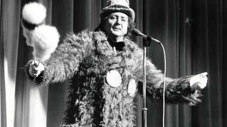 Sir Ken Dodd Picture: ARCHANT/JEEVES