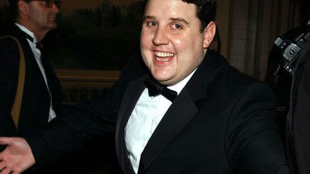 Peter Kay Picture: Andy Butterton/PA