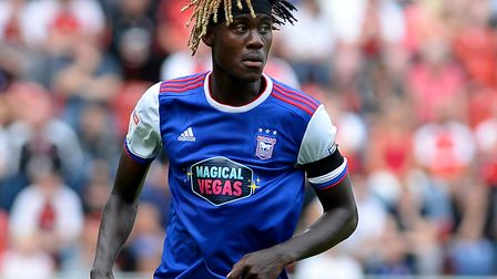 Trevah Chalobah has started all three of Paul Hurst's games as Ipswich Town manager. Picture Pagepix