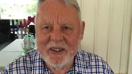 Terry Waite, who is opening the Hartest Fete Picture: HARTEST FETE COMMITTEE