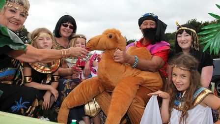 Hundreds of people enjoyed the Sudbury Carnival Picture: ANDY HOWES