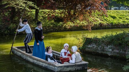 The Tudor Hands-On Festival is on at Kentwell Hall until August 27 Picture: KENTWELL HALL