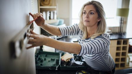 How expert are people in East Anglia at DIY tasks? Picture: GETTY IMAGES/ISTOCKPHOTO