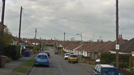 An elderly couple were held up at their home in Norman Road Picture: GOOGLE MAPS