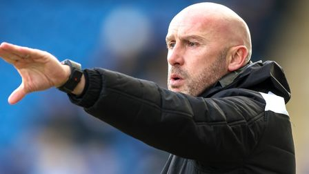U's boss John McGreal, who has himself only just recovered from the effects of a bug that has swept