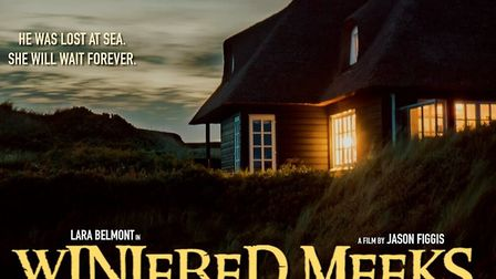 The provisional poster for Winifred Meeks which is due to be shot this autumn. Photo: Jason Figgis