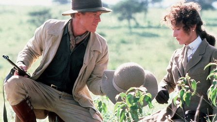 Out of Africa (1985) starring from left: Robert Redford and Meryl Streep. Photo: Universal