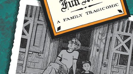 Fun Home, graphic novels are no longer are just concerned with fantasy figures. This autobiographica