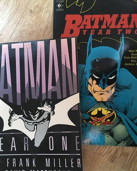 Graphic novels provide an opportunity to revisit and update origin stories. Batman Years One and Two