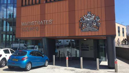 Colchester Magistrates Court. Picture: ABBIE WEAVING