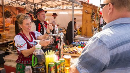 What food will you try at the festival? Picture: ROB HOLDING