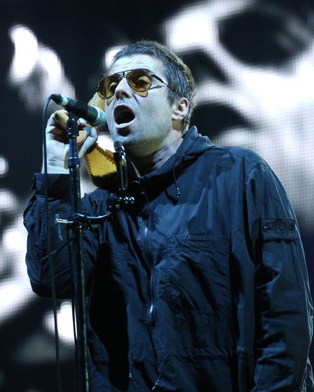 Liam Gallagher headlined on day one of the brand new Rize Festival in Hylands Park Picture: Isabel I