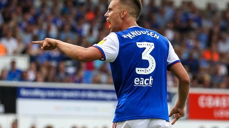 Jonas Knudsen has made 133 appearances for the Blues since joining in a �300k deal from hometown clu
