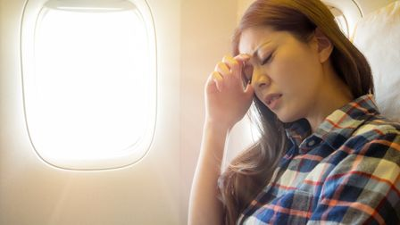 New treatments for migraines could be on there way Picture: GETTY IMAGES/ISTOCKPHOTO