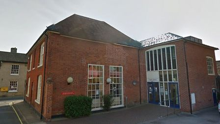 The events are ataking place at Hadleigh Library Picture: GOOGLE
