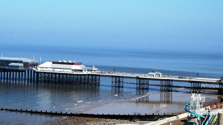 Cromer Pier and the rockpools await. Picture: PAUL GEATER