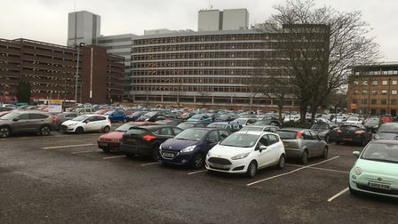 Portman Road car park will be open for Great East Run spectators Picture: PAUL GEATER
