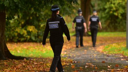 Suffolk police are appealing for information following an incident of indecent assault in the Woolve