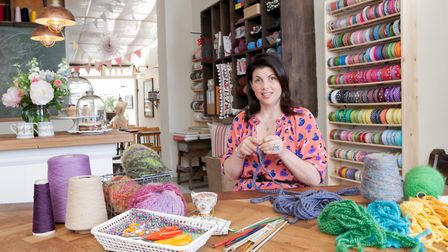 Kirstie Allsopp admitted smashing her childrens Ipads over screentime Picture: FIONA MURRAY/ARCHANT