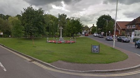 Private securtiy contractors have been called in to tackle anti-social behaviour in Writtle Picture: