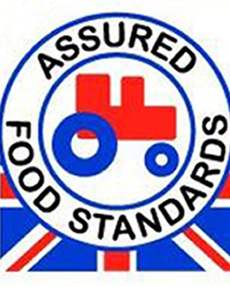Red Tractor is the UK's biggest food assurance label Picture: RED TRACTOR/PA WIRE