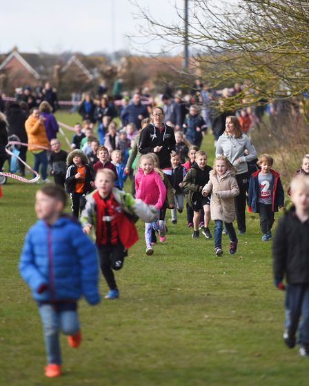 Jim Cleaver, headteacher of Wells Hall Primary school, said he was a 'huge fan' of the Daily Mile. P