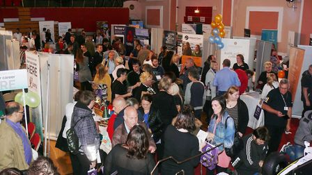 The 2017 Tendring Jobs Fair. The 2018 Tendring Jobs Fair is on October 2, in the Prince's Theartre a