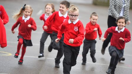 Broke Hall Primary School received a good Ofsted rating earlier this year Picture: GREGG BROWN